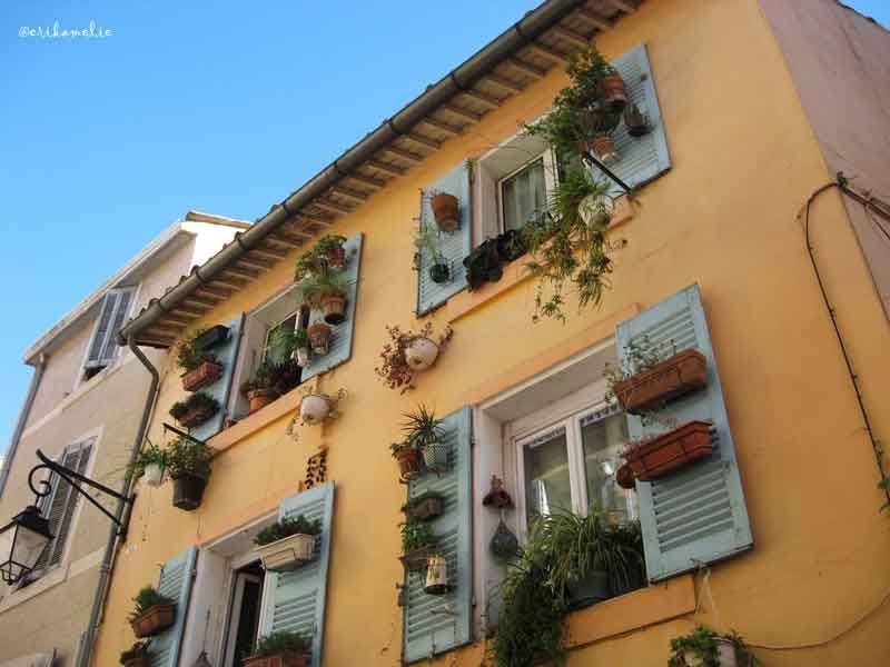 Marsiglia - Provenza, agosto 2014