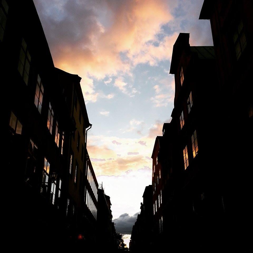 Il cielo sopra Stoccolma è pura poesia