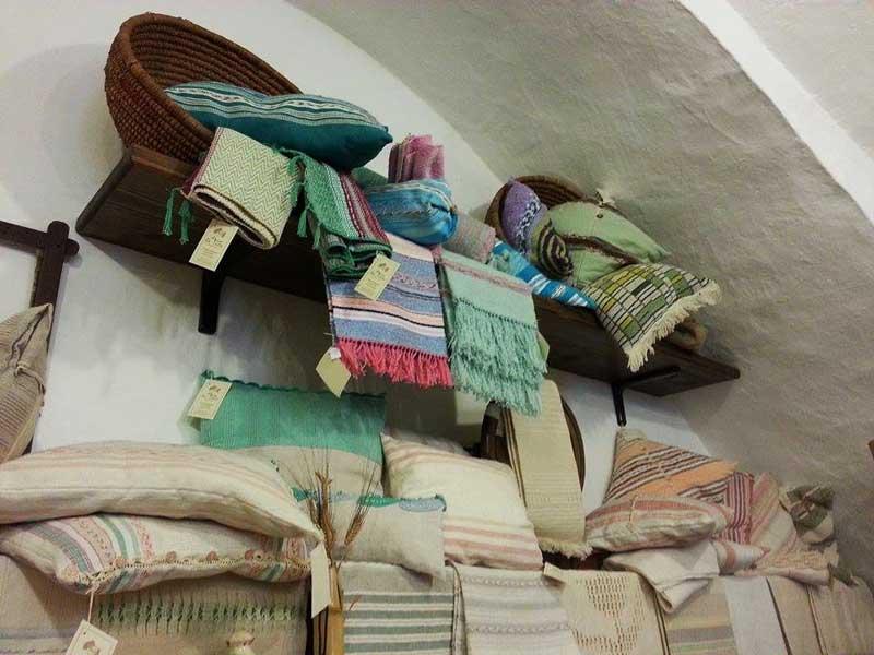 Alcune delle creazioni di Maria Voto
