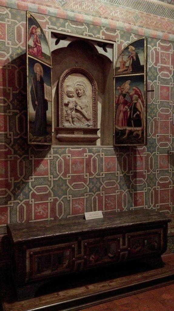 Camera da letto, Palazzo Davanzati