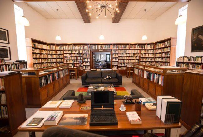 Biblioteca di Saramago