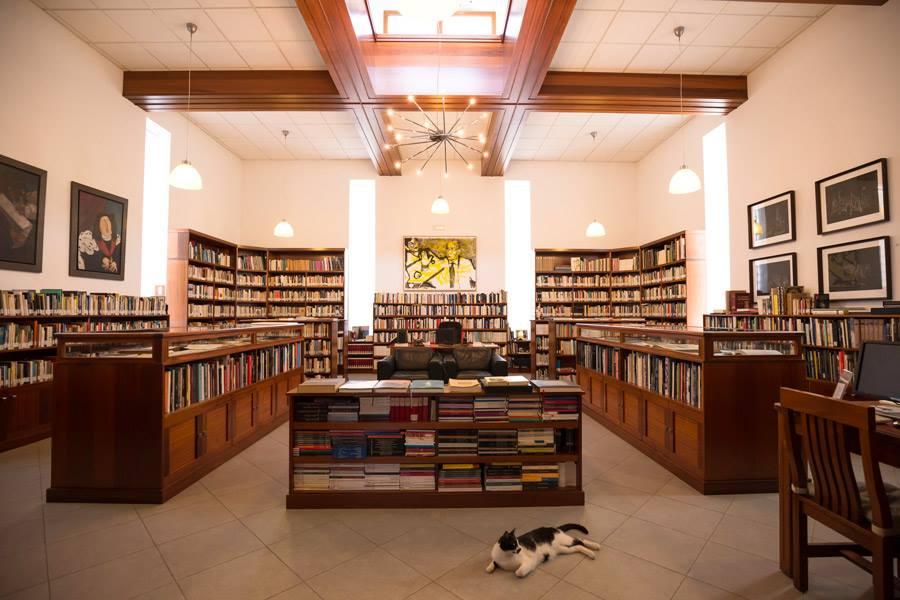Biblioteca saramago