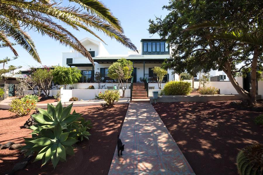 La casa di Saramago a Lanzarote