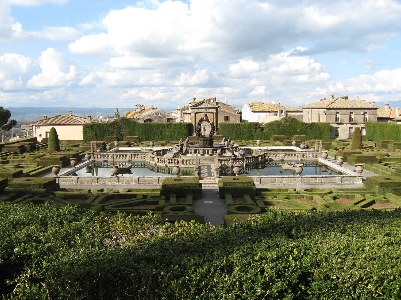 Villa-Lante-Bagnaia