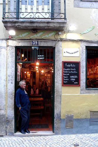Tasca portoghese (Ph: Pinterest)