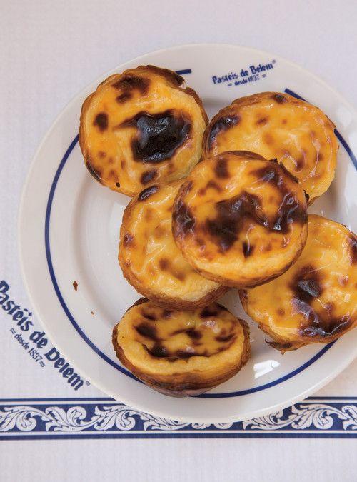 Pasteis de Belém (foto tratta da Pinterest)