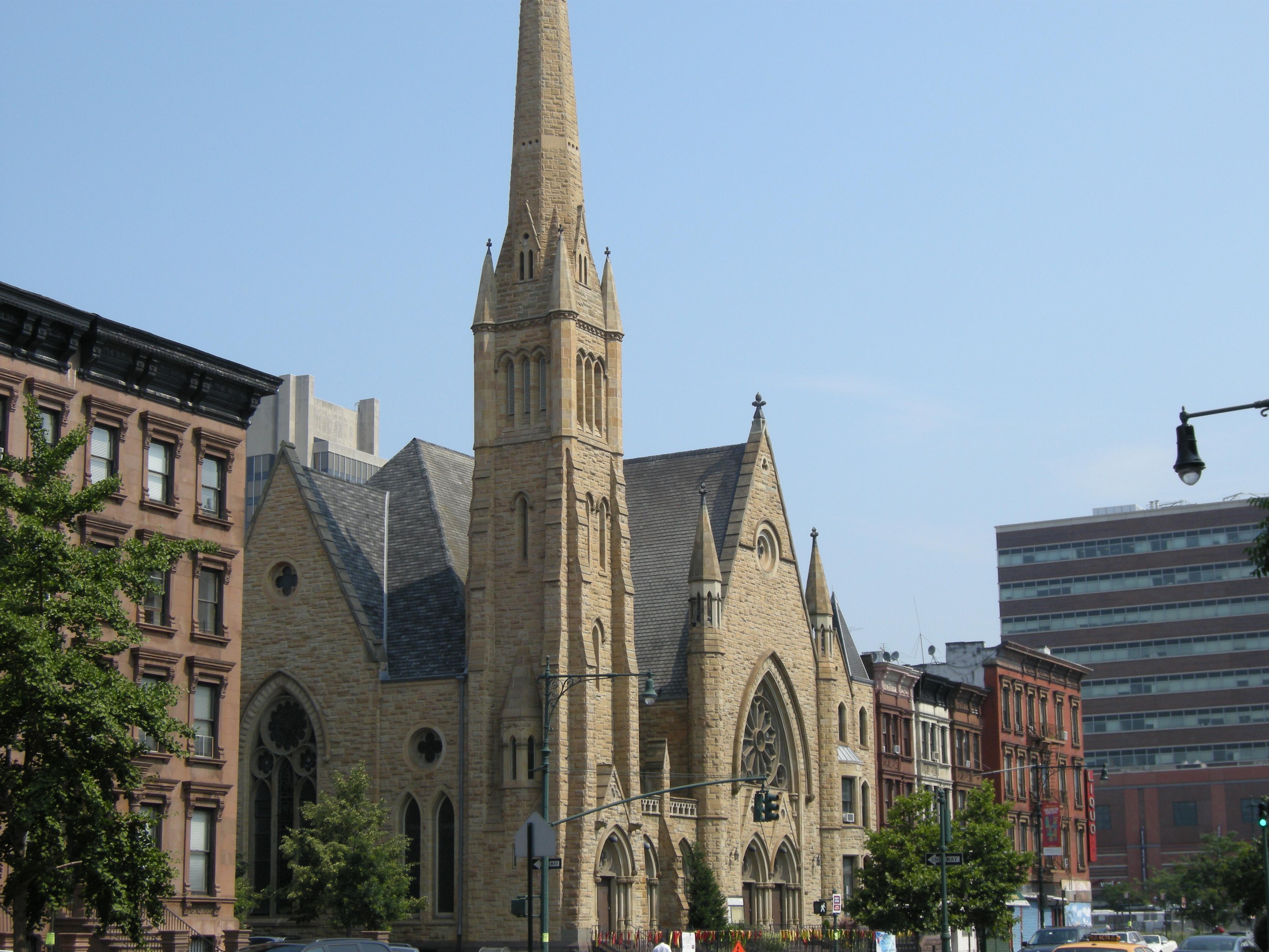 Reformed Low Dutch Church of Harlem