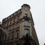Palazzo del centro a Bruxelles