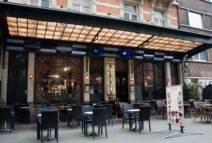 Cafè Art Nouveau