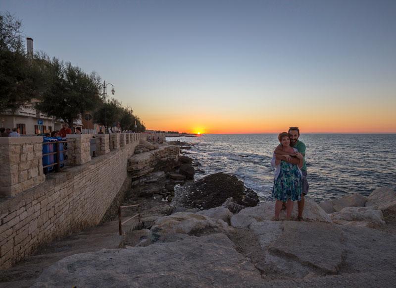 giovinazzo-tramonto
