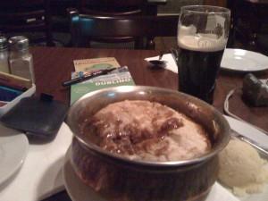 Specialità a base di Guinness