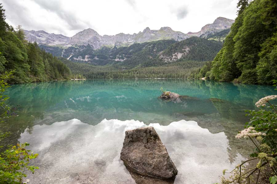 Laghi del Trentino Tovel