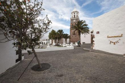 Centro storico di Teguise