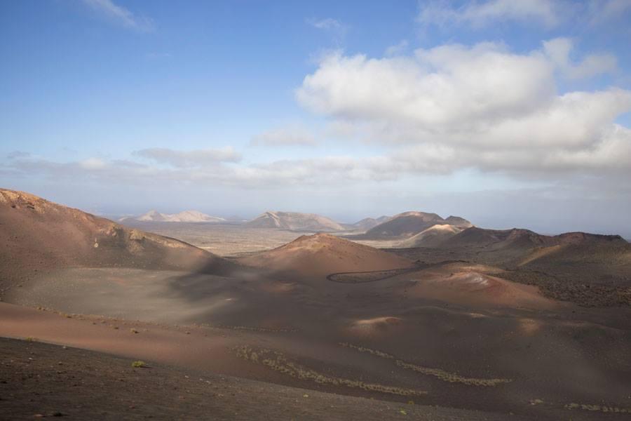 Tour di Lanzarote in auto: Parco Timanfaya