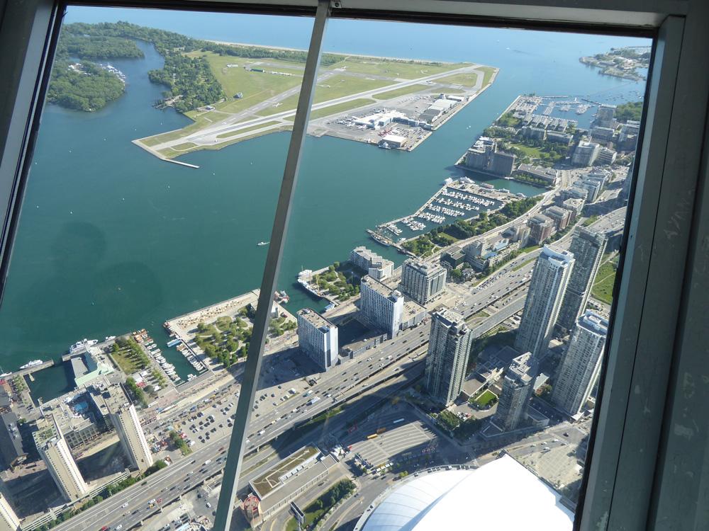 Toronto-dall'alto