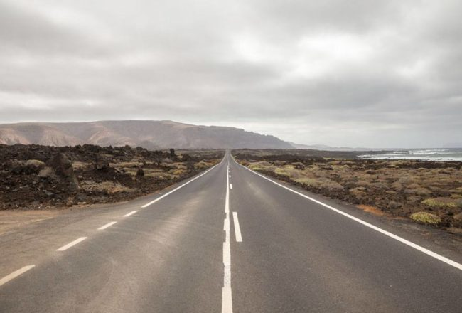 Tour di Lanzarote in auto: on the road