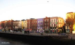 I mille colori di Dublino
