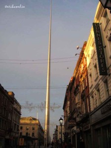 Verso O'Connell Street