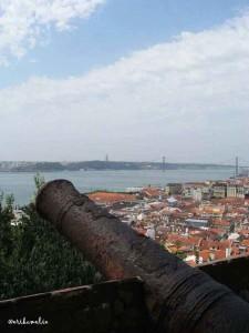 Vista della città dal Castello