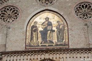 Dettaglio del Duomo
