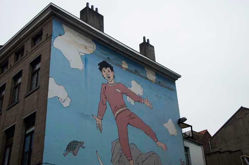 Nic's Dreams (Hermann) Rue des Fabriques, 40)