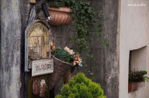 Angoli deliziosi di Spoleto