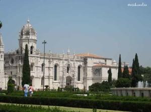 Monastero dos Jerónimos - Belém