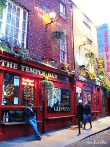 Temple Bar a Natale